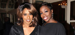 Jennifer Holliday & Estelle, Evidence, A Dance Company 25th Anniversary Gala