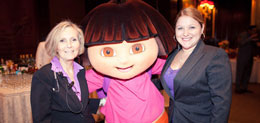 Joan F. Morgan, Dora the Explorer & Jessica Marsillo, Literacy Inc.